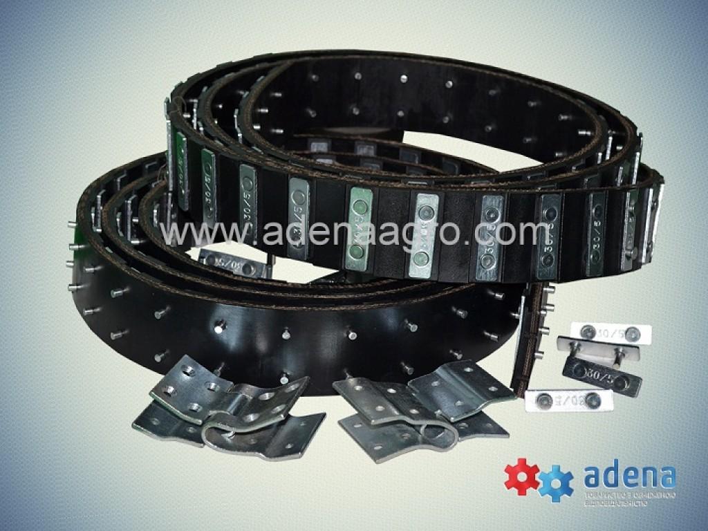 Ремкомплект транспортера abl транспортер т4